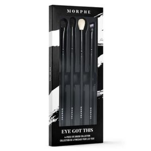 Morphe: Eye Got This 4-piece eye brush collection